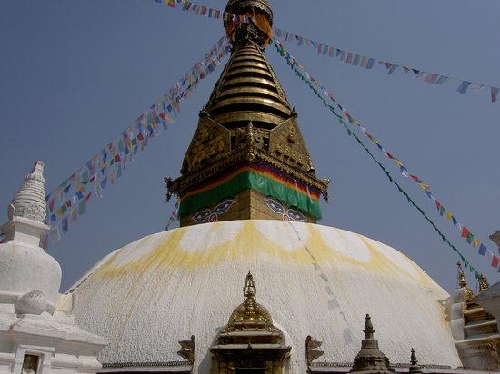 Katmandú, Nepal: Swayambhunath