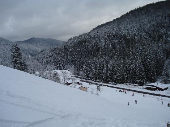 Le Vetine Hotel : la station Les Hautes Navières