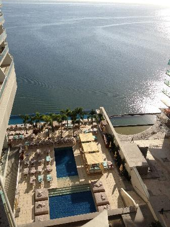 Trump Ocean Club International Hotel & Tower Panama: Bird's eye view