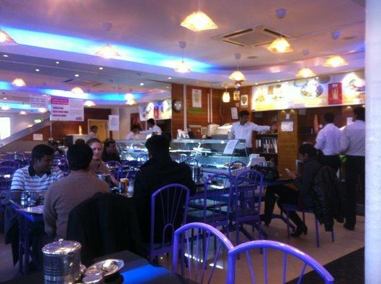 Chennai Dosa Pure Vegetarian Wembley Restaurant Reviews