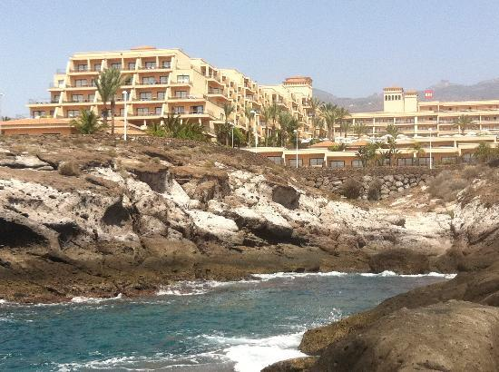 ClubHotel Riu Buena Vista: View from the rocks