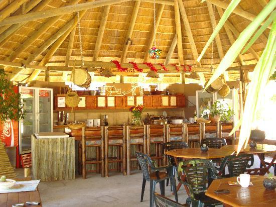 Gecko Creek Wildnerness Lodge: The Lapa