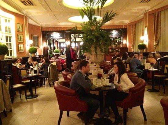 Cafe Maldaner: great atmosphere