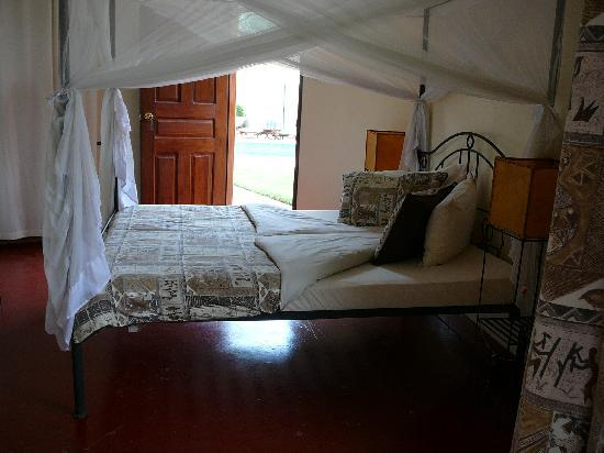 Ahadi Lodge: Home sweet home