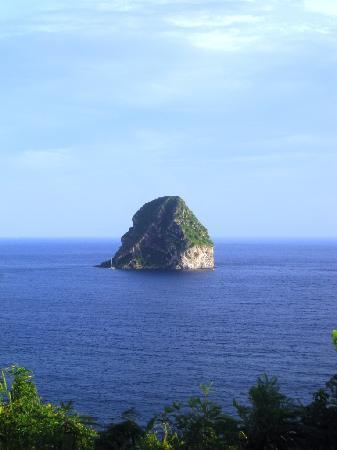 Diamant Beach: Rocher du Diamant