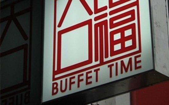 Buffet Time