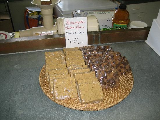 Thibodaux, LA: brownies