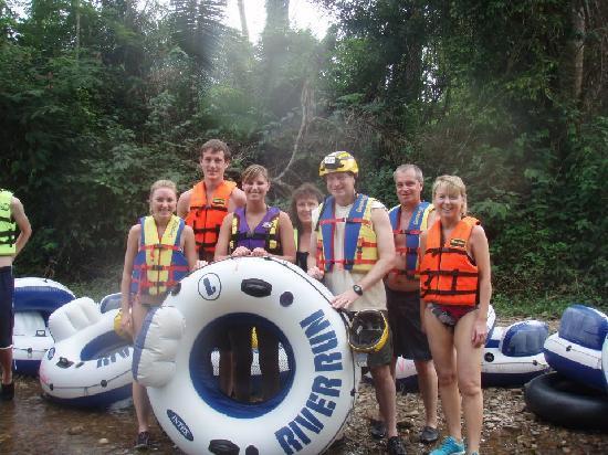 Balaam Eco Adventures - Day Tours: The whole crew