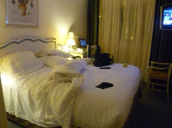 Best Western Plus Cannes Riviera & Spa: Zimmer