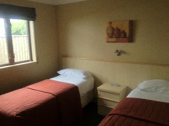 Blenheim Spa Motor Lodge: Room