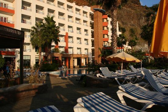 Savoy Calheta Beach: Hotelansicht