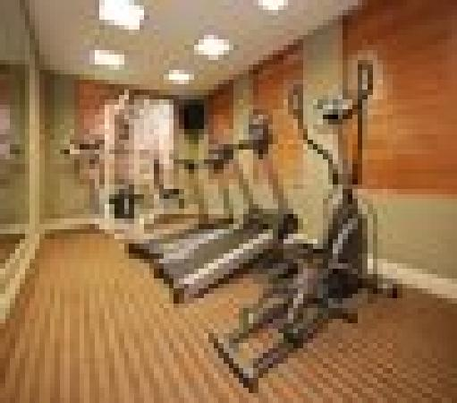 Comfort Inn Donaldsonville: Fitness Center