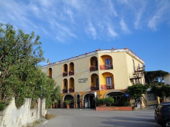 Hotel Poseidonia Mare: hotel