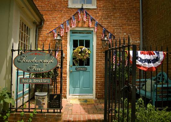 Scarborough Fair Bed & Breakfast: Welcome!