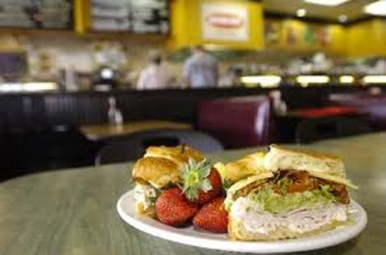 Jason's Deli: fresh sandwiches