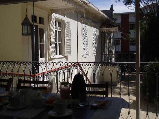 Façade villa Laurinda