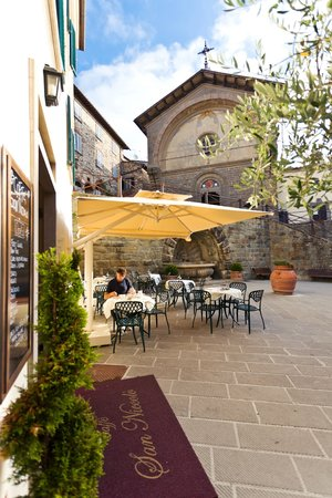 Caffe San Niccolo: esterno
