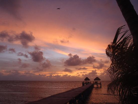 Playa Sonrisa: Sunrise