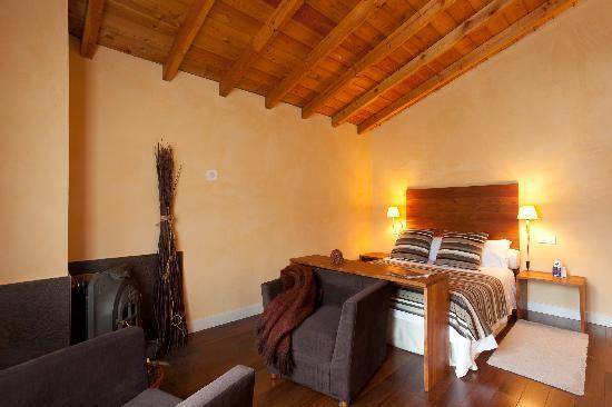 Casa Rural Etxegorri: Habitación Eki