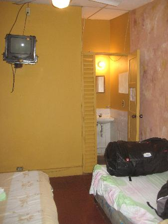 Hotel Los Felipe: Room