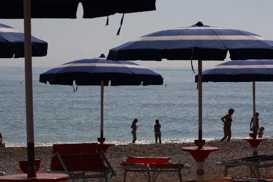 Numanablu Family Resort & Camping: Spiaggia