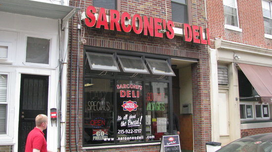 Photo of American Restaurant Sarcone's Deli at 734 S 9th St, Philadelphia, PA 19147, United States