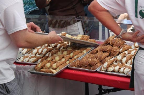 Sarcone's Deli: yummy!