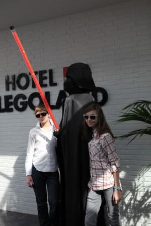 Hotel LEGOLAND: Entrance