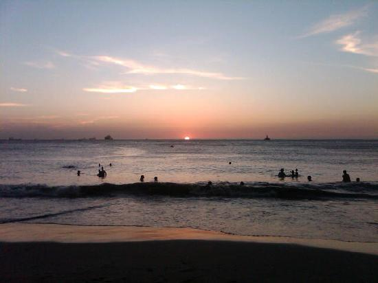 Hotel Tequendama Inn Santa Marta by Sercotel: Sunset