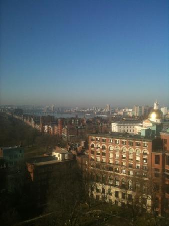 Kimpton Nine Zero Hotel: view from room