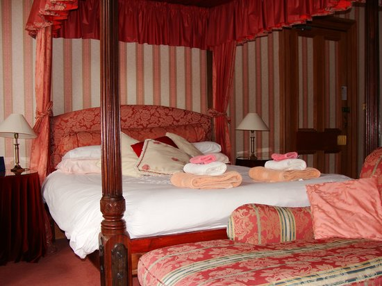 Teviotdale House: Superior Double Room