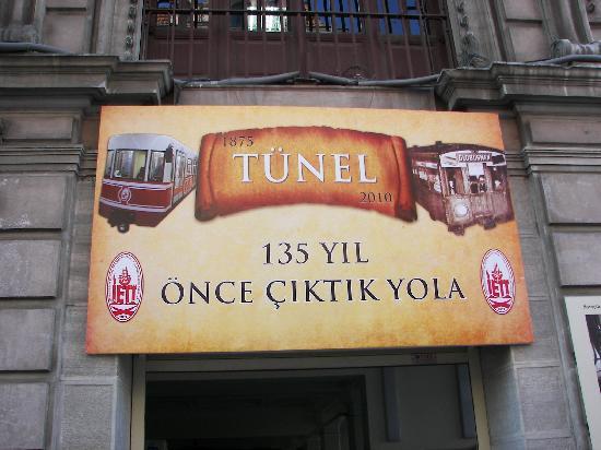 Devman Hotel : Tunnel