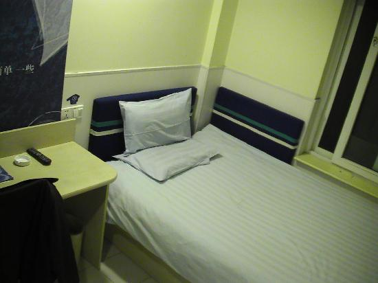 Hanting Hi Inn (Shanghai Xintiandi) : Im Doppelzimmer