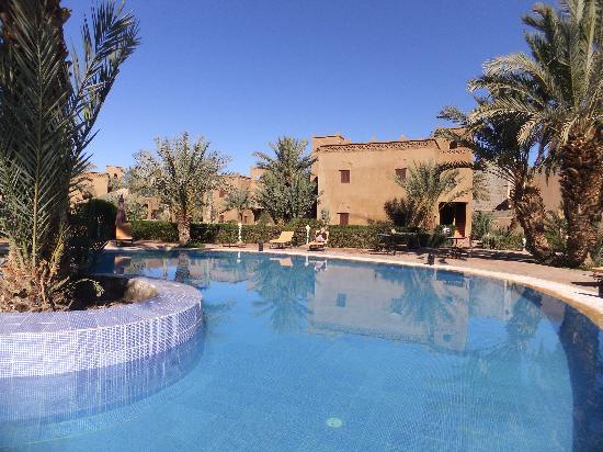 Jnane La Kasbah: Heerlijk zwembad