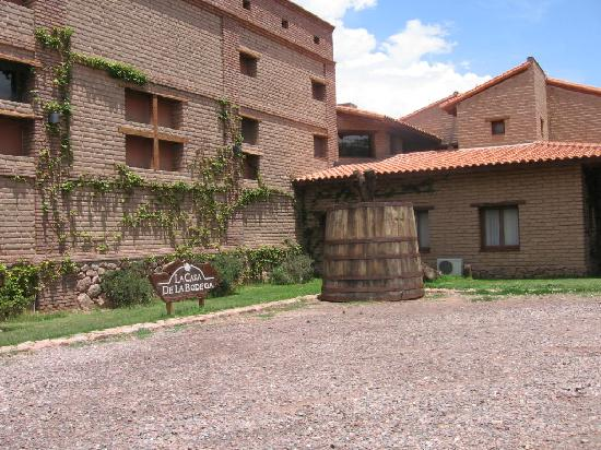 La Casa de la Bodega -Wine Boutique Hotel: Hotel