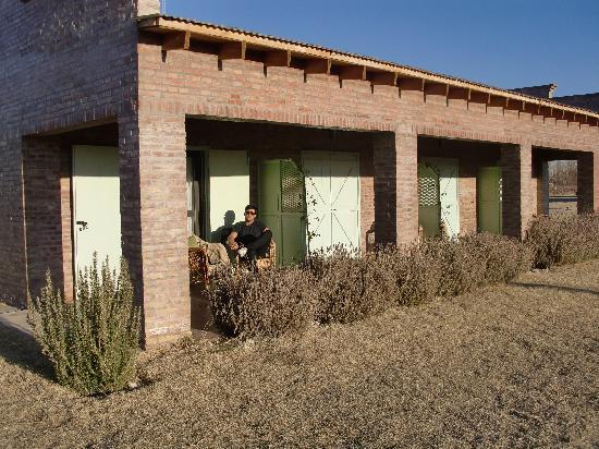 La Carmelita Hotel Rural: Terrace