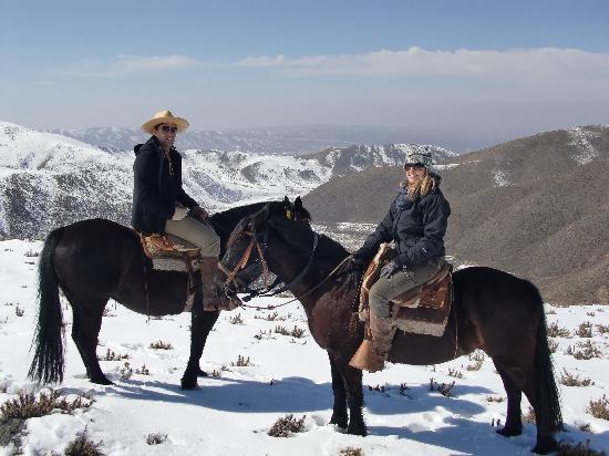 Estancia Rancho 'e Cuero: Stunning riding