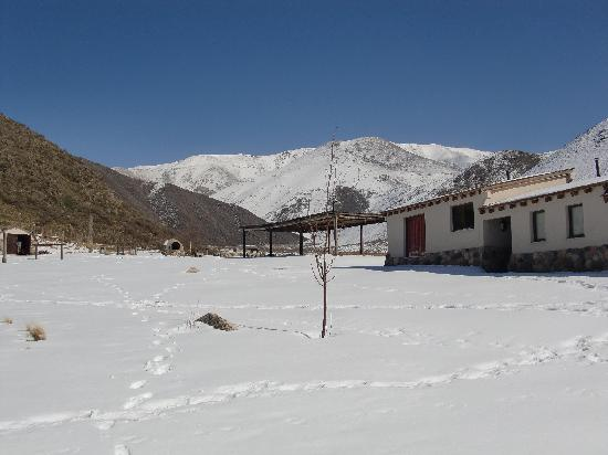 Tupungato, Argentyna: Accommodation