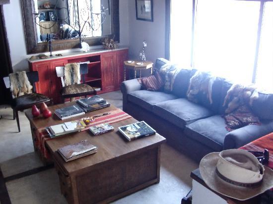 Estancia Rancho 'e Cuero: Lounge