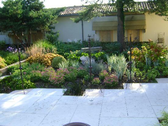 Hotel La Rescossa: il giardino