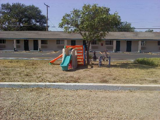 Valley Motel: The play ground