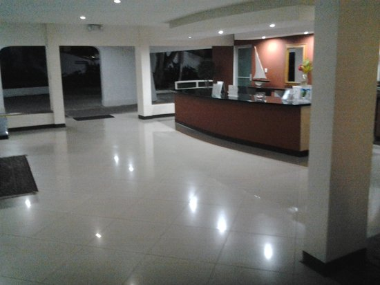 Puerto Azul Boutique Resort & Marina: Lobby