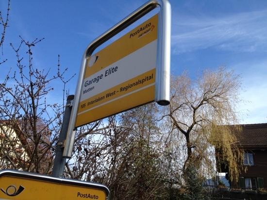 Gasthof Hirschen: BUS