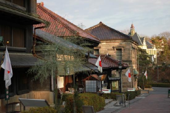 """Museum Meijimura : """"日本のお正月""""って感じです。"""