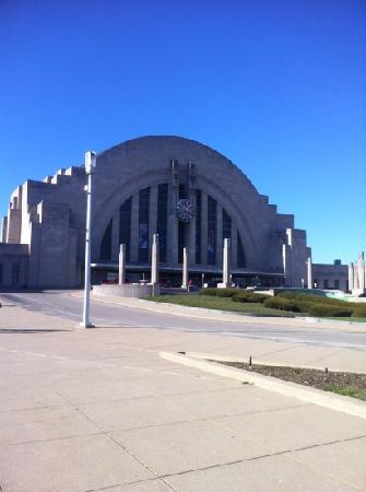 Cincinnati Museum Center: outside view