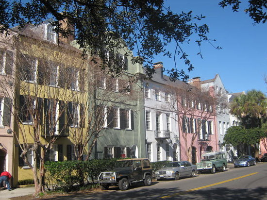 Charleston, Carolina del Sur: Beautiful homes...