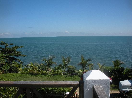 BlueBelize: View from the verandah