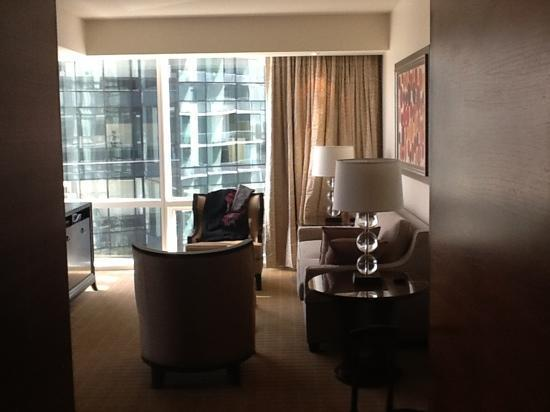 Four Seasons Baltimore: suite