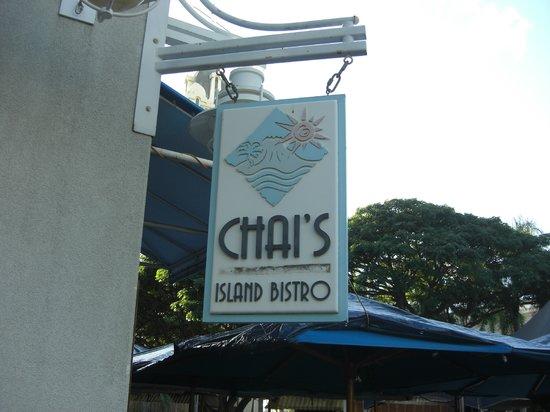 Foto de Chai's Island Bistro
