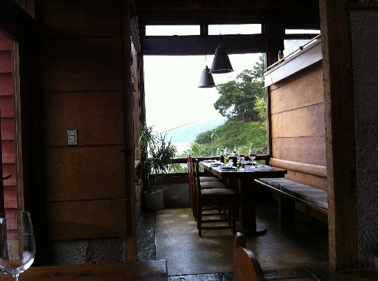 Tilapia: interior